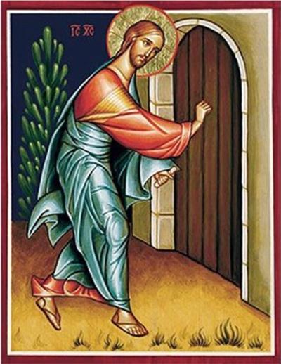 Jésus vient frapper à la porte de ton coeur. Vas-tu lui ouvrir?